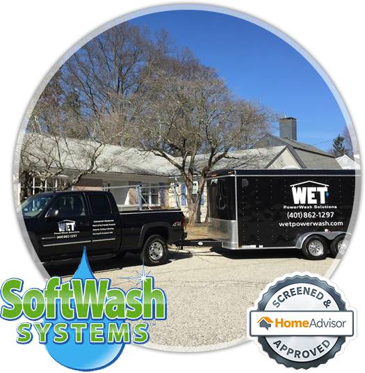 Our Soft Wash System